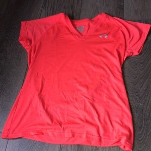 Athletic workout T-shirt